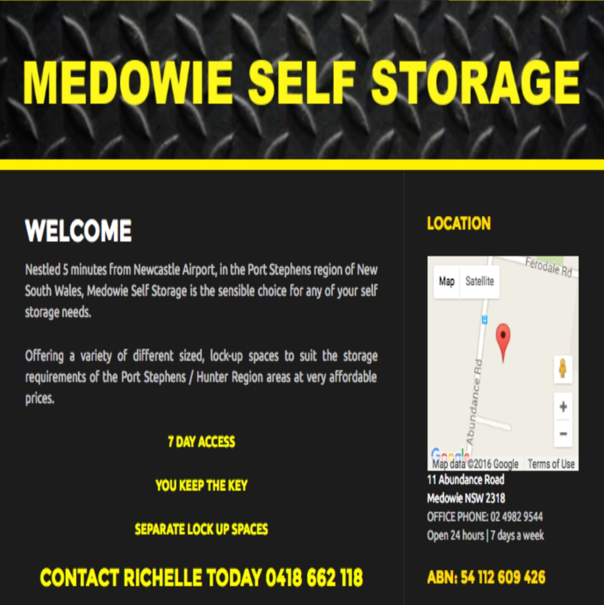 Medowie Self Storage Storage At An Affordable Price